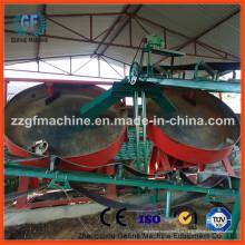 Linha de Fabricação de Pellets de Fertilizante de Adubo de Adubo