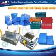 high quality made in china precision plastic fruits crate moulds