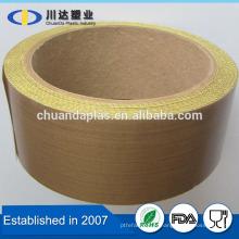 Ruban en tissu de verre PTFE fabriqué avec du téflon