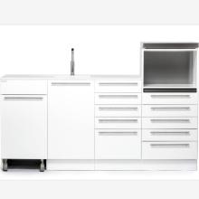 Шкаф для стоматологической стерилизации в европейском стиле