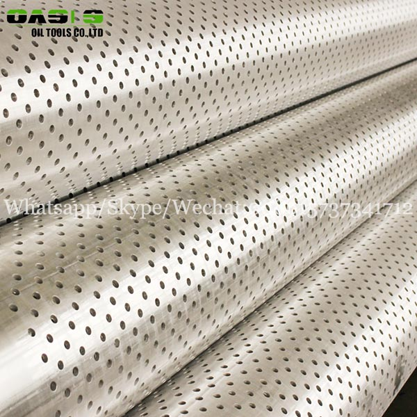 Perforated Casing Pipe 8