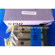 CNC Guía lineal PMI Msa15s, Msa20s, Msa25s, Msa30s, Msa45s