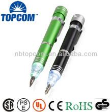 Werkzeug Aluminium Werbe-LED Licht Stift