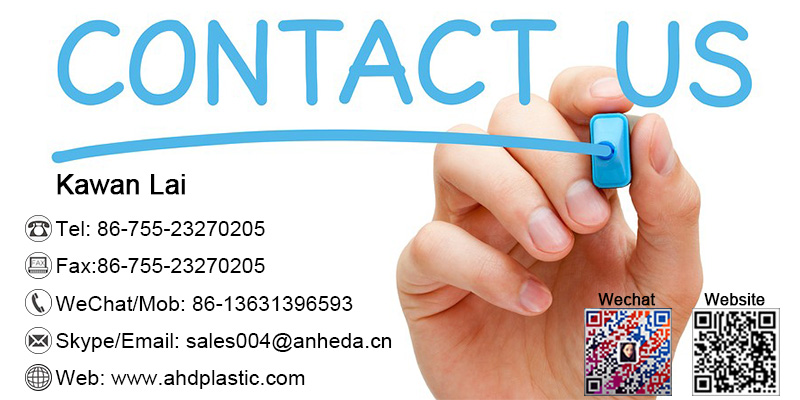 Plastic Sheet Contact