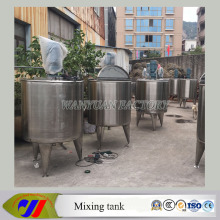 Thickening of Single Layer Mixing Tank/ Storage Tank