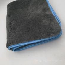 1200gsm  Microfiber car wash detailing Coral Fleece towel