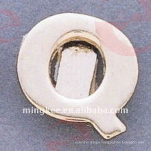 "Small Letter-""Q"" Handbag's Decorative Accessories (O35-675A-Q)"