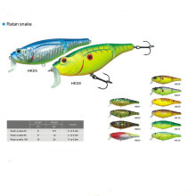 Hard Plastic Multi Jointed Swim Crankbait Fishing Lure