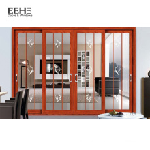 Wide Stile Aluminum Clad Sliding Glass Doors