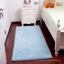 tela para el hogar mocrofiber gruesa acolchada alfombra de oración junto a la cama