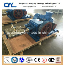 Cyyp 70 Uninterrupted Service Large Flow and High Pressure LNG Liquid Oxygen Nitrogen Argon Multiseriate Piston Pump