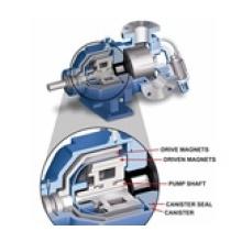 Магнитопроводы для магнитной муфтой