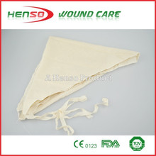 HENSO Medizinische Erste Hilfe Gaze Dreieckige Bandage