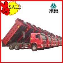 Chinese Sinotruk HOWO 6X4 Dump Truck
