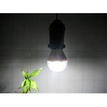 solar lighting system led light bulb tube