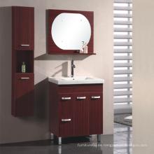 Muebles de baño de superficie de melamina con buena calidad (SW-PB173)