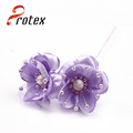 Mini Artificial Latex Flowers Orchids