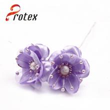 Мини-искусственные цветы из латекса Орхидеи