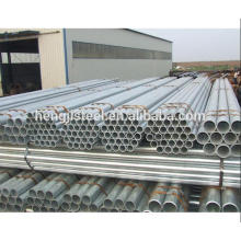 # Vendedor de oro bs 1387 tubo de acero galvanizado redondo
