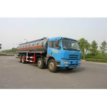 8 x 4 L 24700 Faw carro del tanque de plástico para la entrega de propiedad química del líquido (HZZ5312GHY)