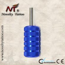 N301003-25mm alta calidad profesional tatuaje de aluminio agarre