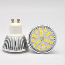 5050 LED 21PCS 3W GU10 AC85-265V LED Proyector