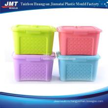 plastic waste bin mould