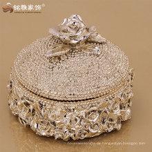 hochwertige Luxus-Design Schmuck Aufbewahrungsbox Hochzeit Dekoration