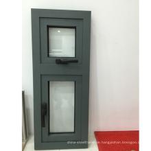 China Factory Verkauf UPVC Vinyl billig Casement Glas Windows für Heimgebrauch