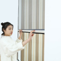 retractable fiberglass screen window alloy aluminum profile