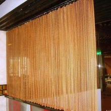 Painting stainless steel or iron decorative wire mesh