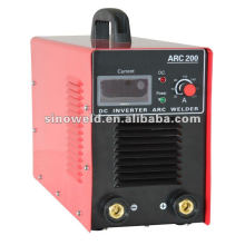 ARC MMA Inverter Schweißgerät ARC 200 mit Digitalanzeige