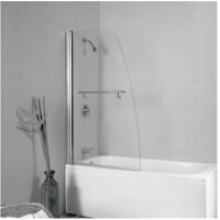 Simple Swinging Bathtub Screen BS-30t