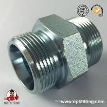 Метрическая резьба уплотнительное кольцо торцевого фитинги 1е