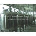 Pl Stainless Steel Jacket Emulsificación de mezcla de tanque