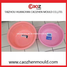 Mueble de lavado de plástico doméstico / redondo