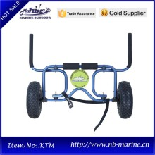 High Quality for Kayak Dolly Aluminum trailer, Folding aluminum trailer, Canoe carrier on wheels export to Mauritius Importers