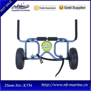 Hot Sale for Supply Kayak Trolley, Kayak Dolly, Kayak Cart from China Supplier Aluminum trailer, Folding aluminum trailer, Canoe carrier on wheels export to Senegal Importers
