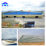 Prefab Steel Structure Building for Workshop or Warehouse