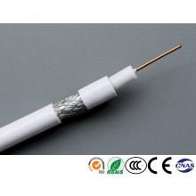Коаксиальный кабель Rg59 RG6 для систем видеонаблюдения и спутникового телевидения CATV