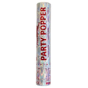 Confetti Cannons Air komprimiert Party Poppers Indoor und Outdoor sicher perfekt für jede Party Silvester oder Hochzeit Feier
