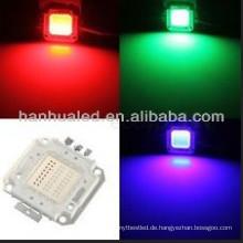 Gute Qualität preiswerter Preis hoher Lumen bridgelux 100w führte Chip der hohen Leistung