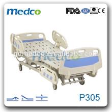 P305 Médico 3 Función ABS Hospital camas eléctricas para los ancianos