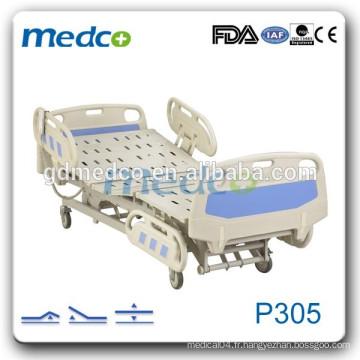 P305 Medical 3 Fonction ABS Hôpital Lits électriques pour personnes âgées