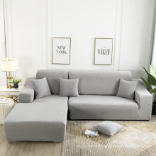 cheap  recliner slip 3piece furniture strechable 3 seat soft black  grey green   curved cover de sofa-covers cover-sofa-set