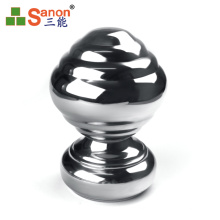 ISO Certification Stainless Steel Sphere Hollow Three Tier Spherical Column