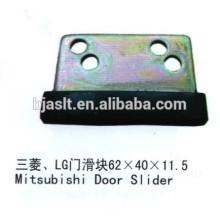 Elevator Mitsubishi/LG Door Slider/elevator parts
