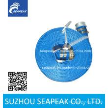 Conjunto de manguera de PVC Layflat-Pin Lug