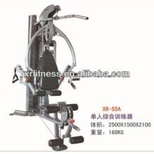 Máquina de entrenamiento comprensiva de la venta caliente / equipo comercial del gimnasio / equipo de la aptitud