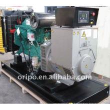 Générateur de courant 100kva avec moteur diesel célèbre et générateur de dynamo